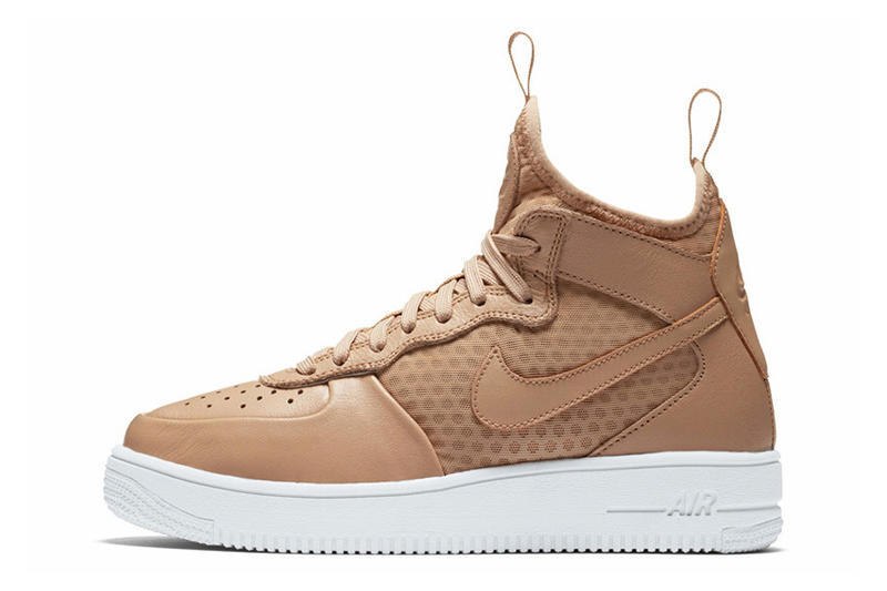 b3d45d72f45 Nike Debuts Air Force 1 UltraForce Mid in Five Colorways