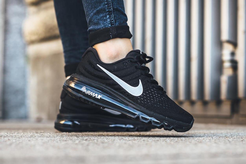 air max 2017 all black