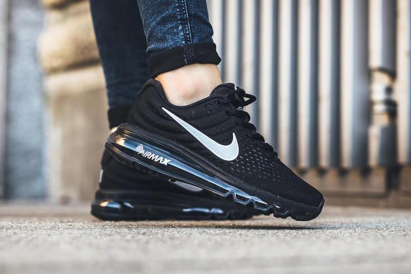 sneakers for cheap 8ca57 6d3c0 nike air max 2017 black white anthracite