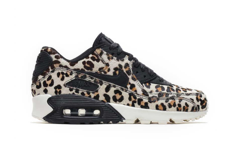 Nike Air Max 90 Gets Wild With Leopard Print  69d0bfefe