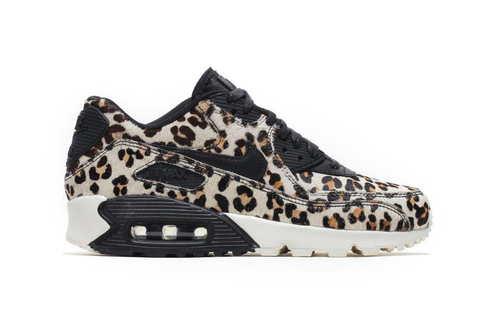 size 40 bce2f 611a7 Nike Air Max 90 Gets Wild With Leopard Print | HYPEBAE
