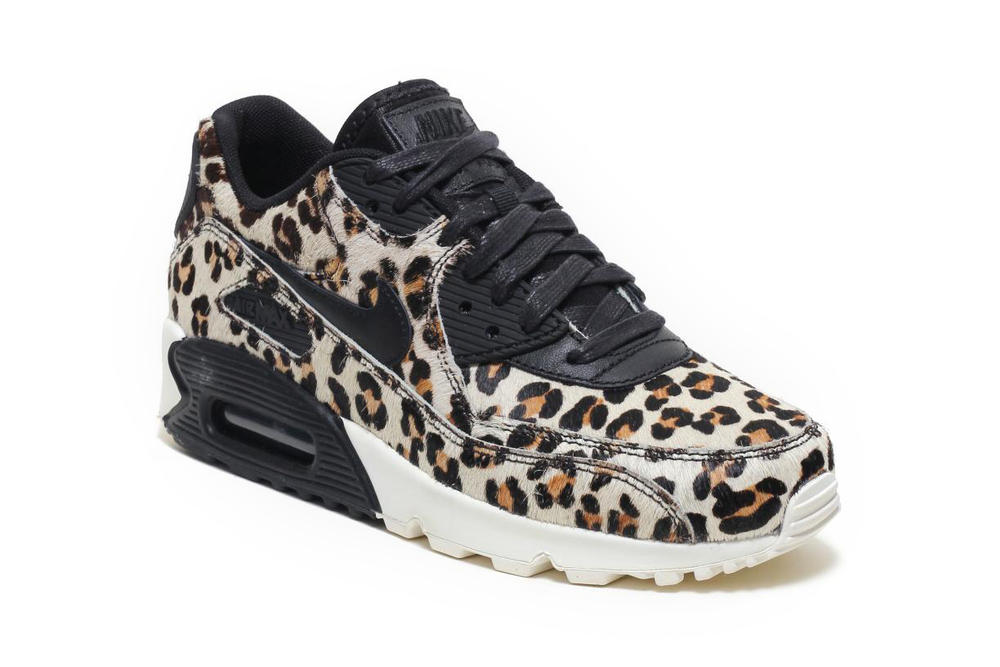 Nike Air Max 90 Faux Leopard Print