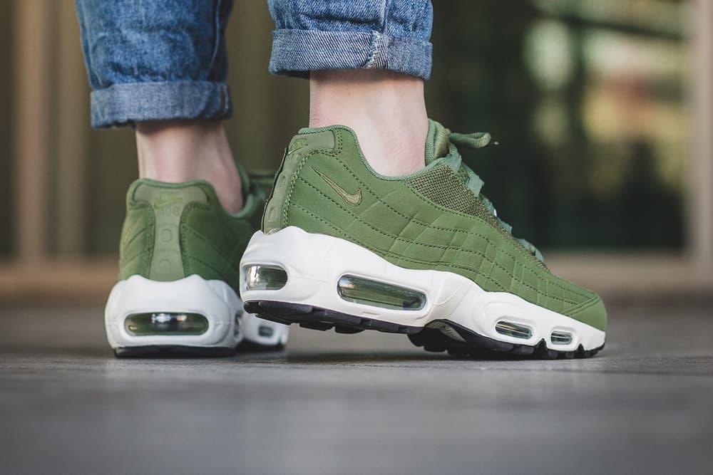 Nike Air Max 95 Palm Green