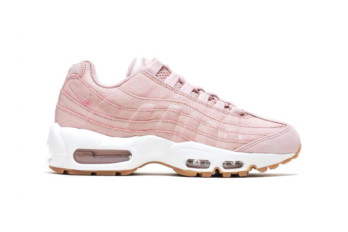 light pink nike air
