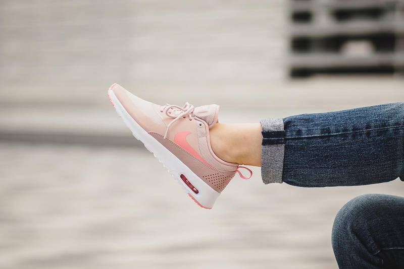 Nike Air Max Thea Pink Oxford