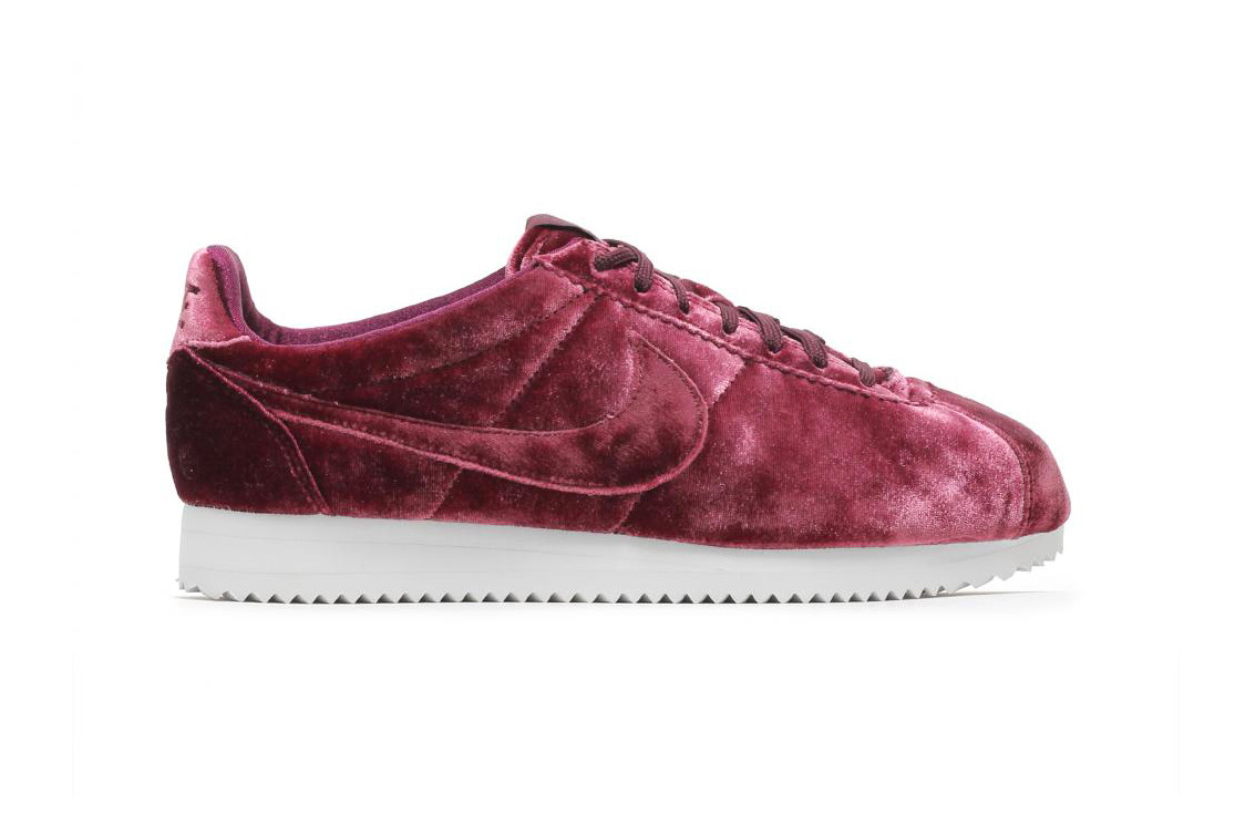 Nike Drops a Velvet Cortez Pack | HYPEBAE