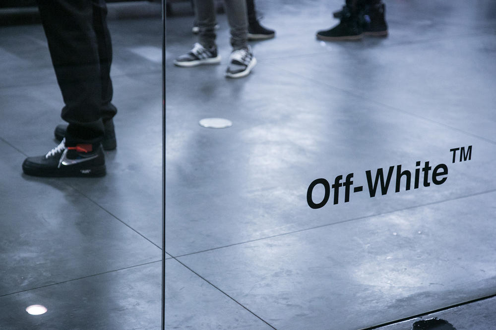 OFF-WHITE Maxfield Pop-Up Shop