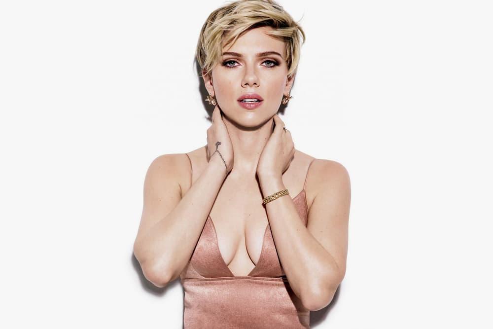 Scarlett Johansson 2016 Highest Grossing Actress Forbes