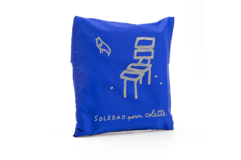 Soledad x colette x Baggu Reusable Bag