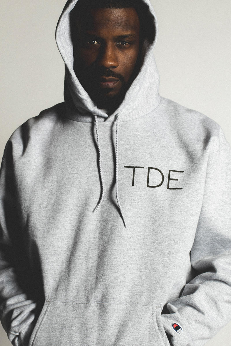 SZA Kendrick Lamar TDE 2016 Holiday Collection