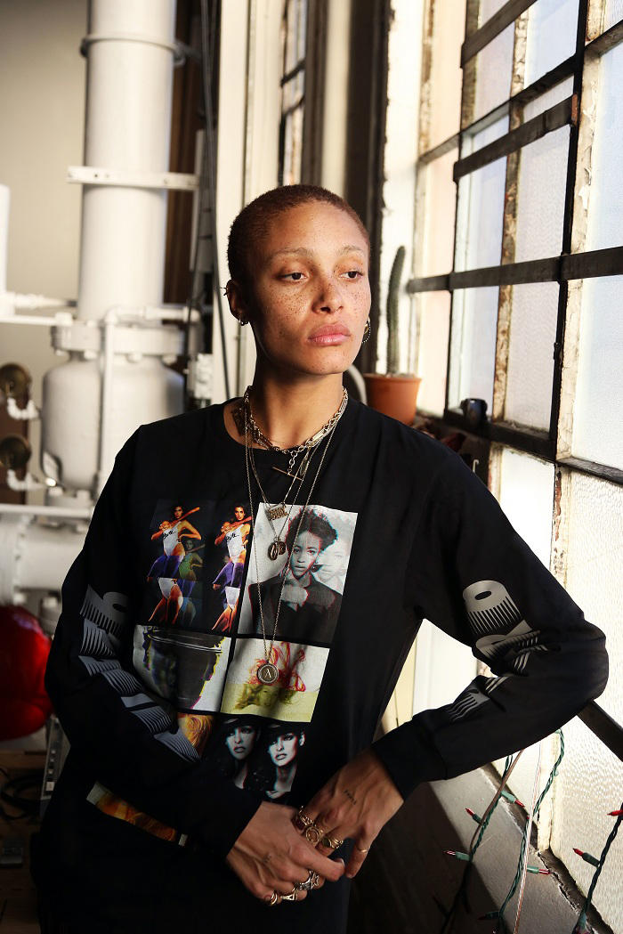 The Fan Super6 Collection Kate Moss Naomi Campbell Adwoa Aboah