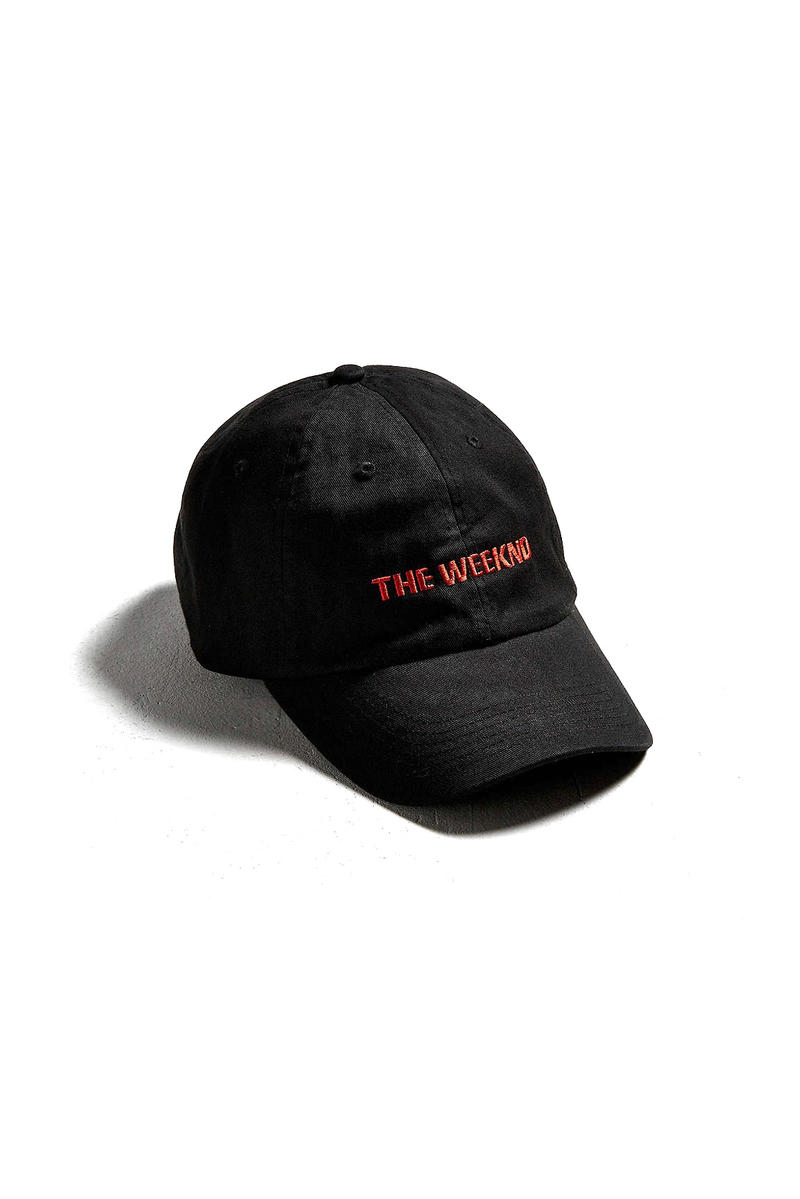 the weeknd starboy merch collection urban outfitters