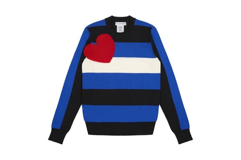 Vetements Comme Des Garcons Gay Lesbian Fetish Sweater Collection