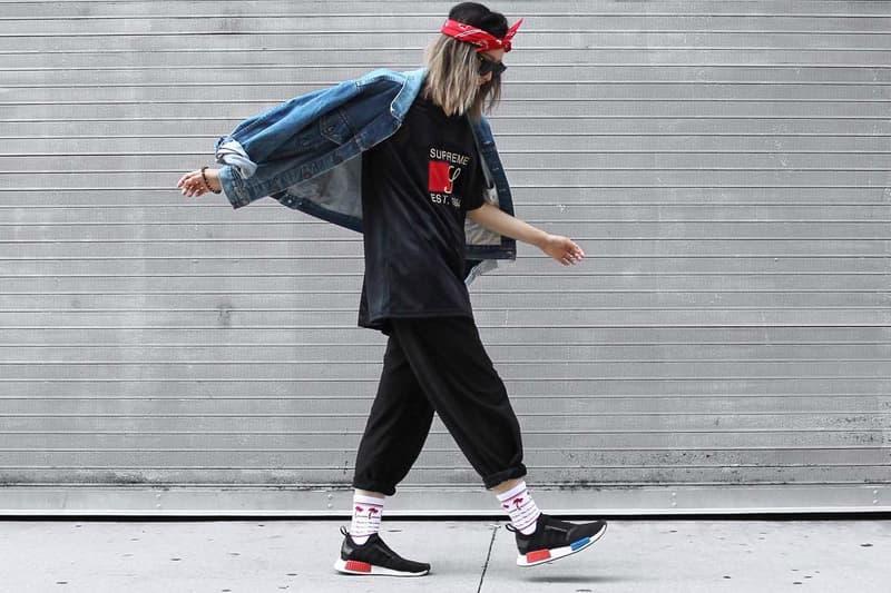 adidas NMD_R1 OG ellewhoo Instagram