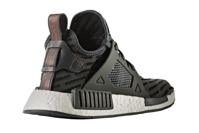 adidas NMD XR1 Utility Ivy Core Red