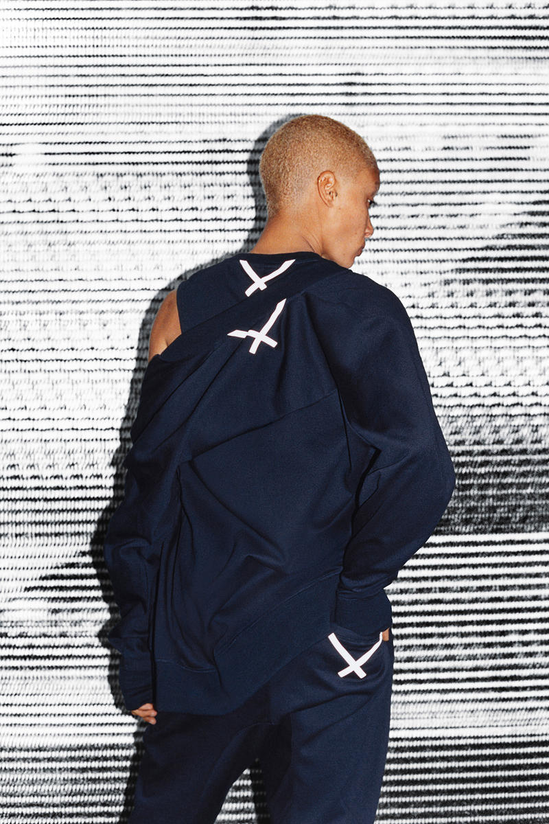 adidas Originals XBYO Lookbook Adwoa Aboah Desiigner