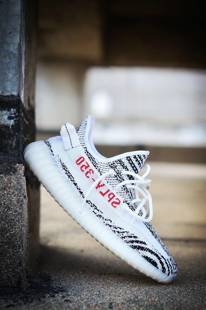 adidas Originals YEEZY BOOST 350 V2 Zebra