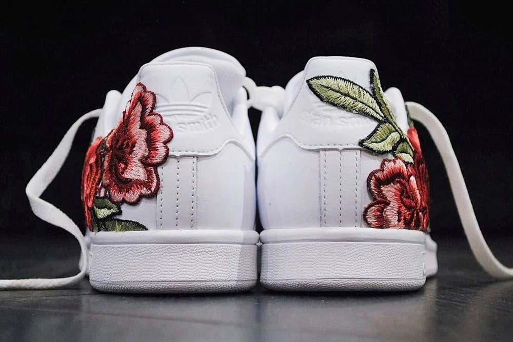 adidas Stan Smith Flowerbomb