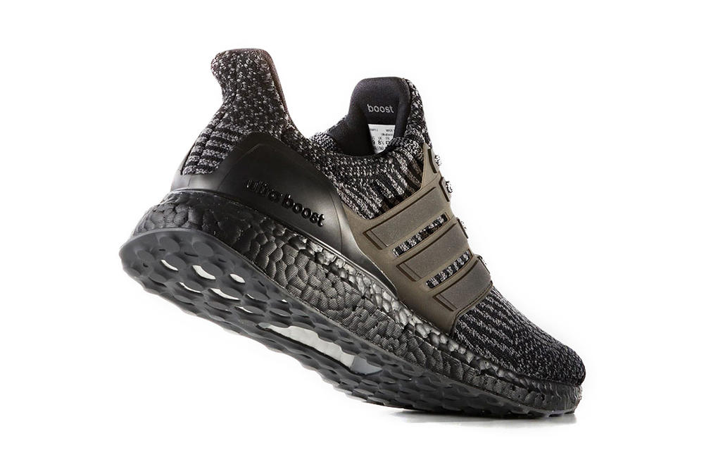 260612435a388 First Look at adidas UltraBOOST 3.0 Triple Black Translucent Cage ...