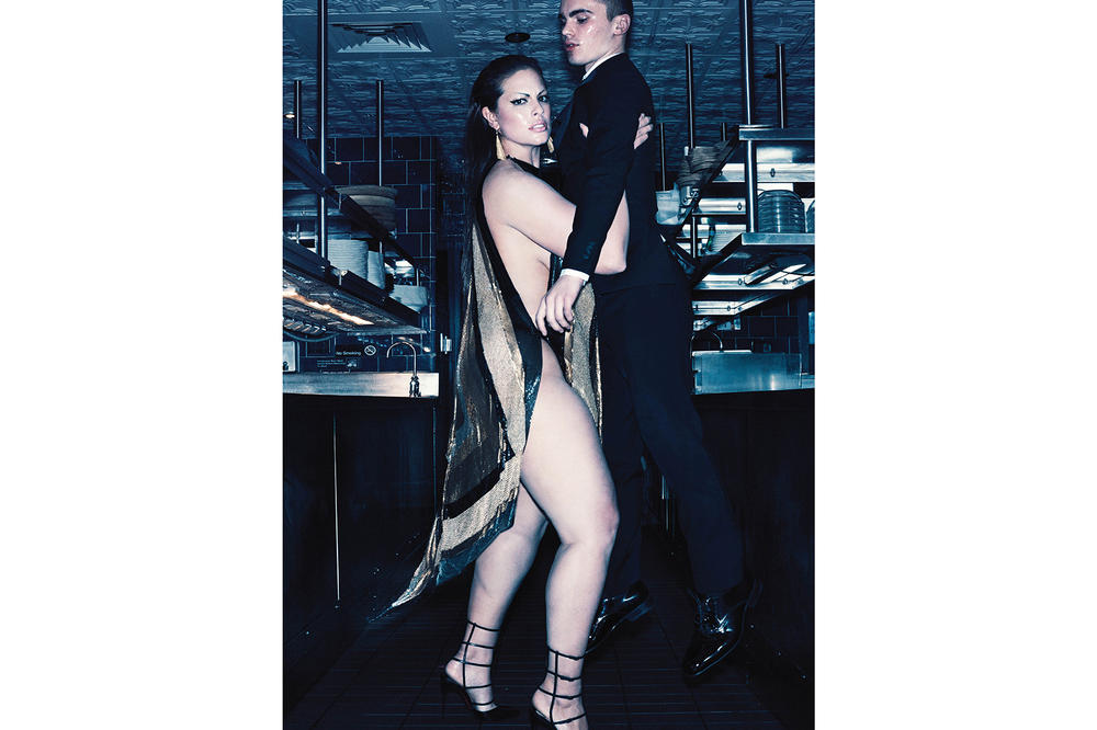 Ashley Graham Steven Klein V Magazine 2017 January