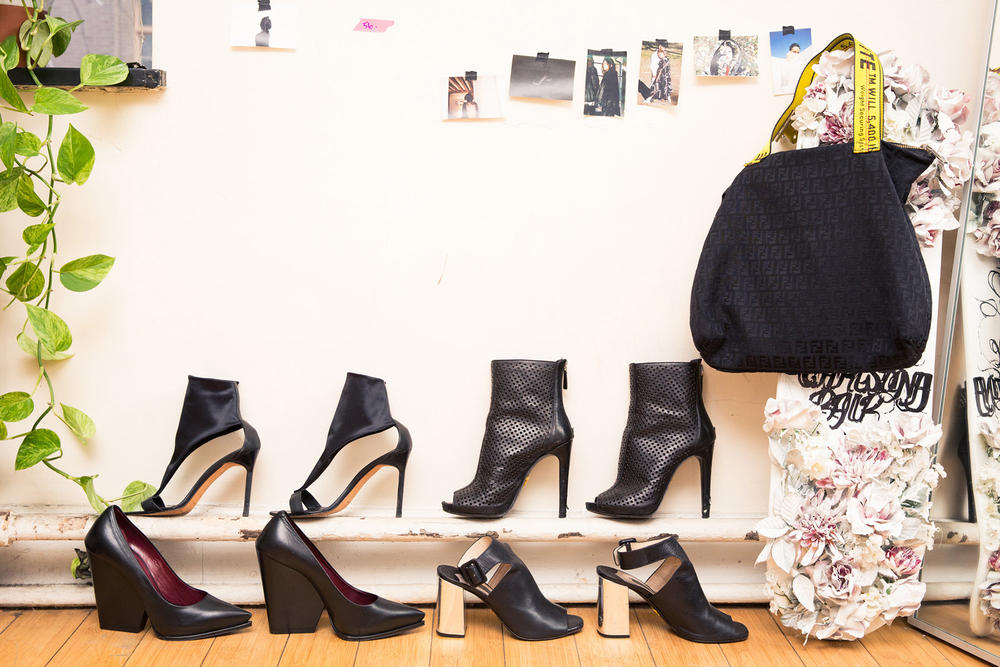 Christina Paik The Coveteur Wardrobe Supreme