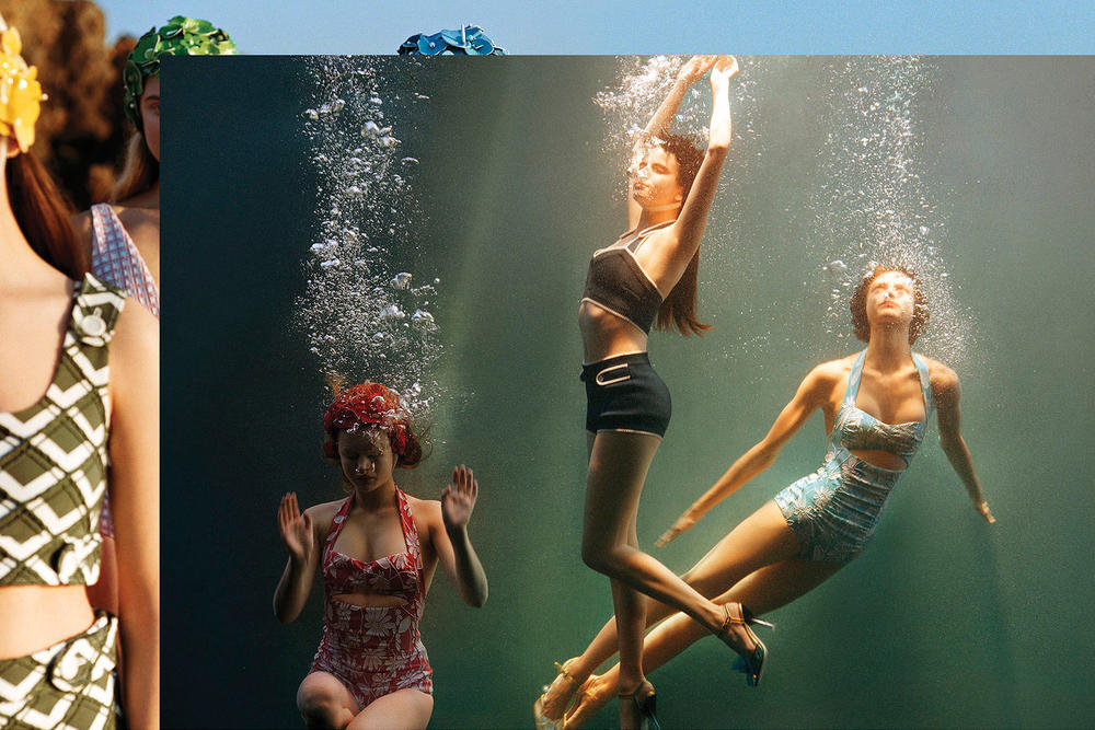 Elle Fanning Miu Miu 2017 Spring Summer Campaign