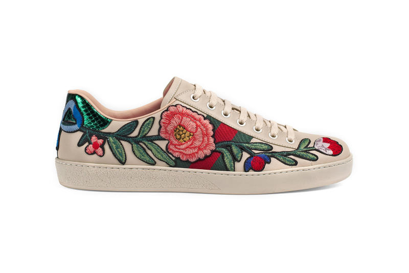 cfe9c827368 Gucci s Online Store Is Restocked With New Sneakers