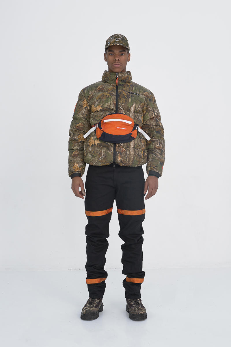 Heron Preston Fall/Winter 2017 Collection