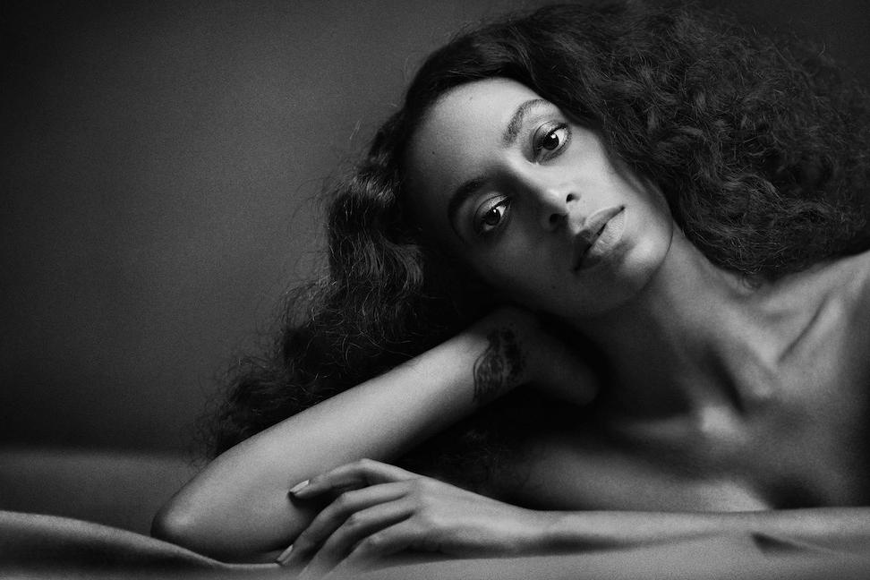 Solange Beyonce Interview Magazine February 2017