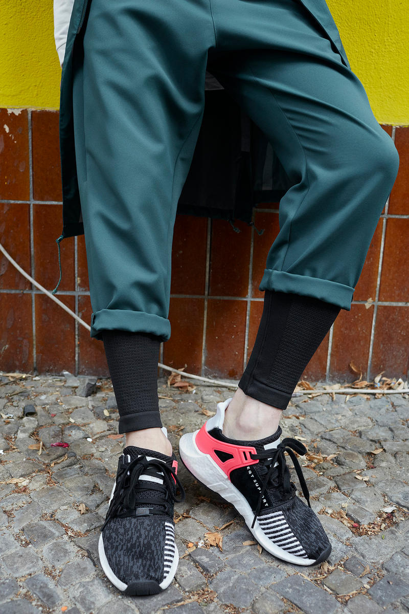 Juergen Teller adidas Originals EQT Berlin Lookbook