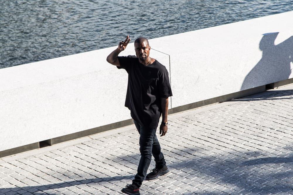 Kanye West YEEZY Season 4 Show
