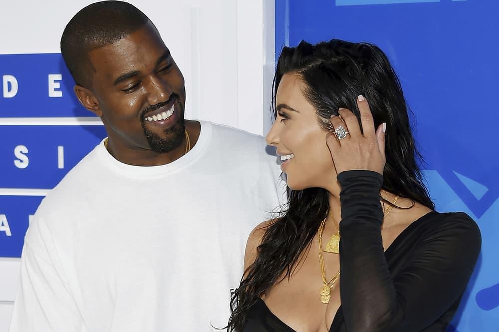 Kim Kardashian Diamond Ring Instagram