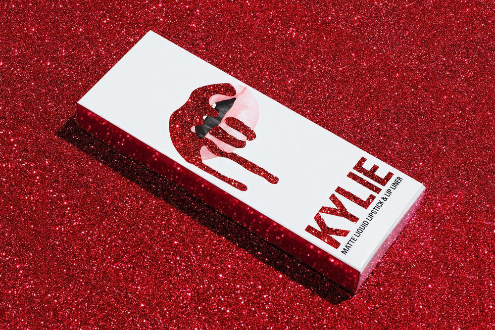 Kylie Cosmetics Valentine's Collection
