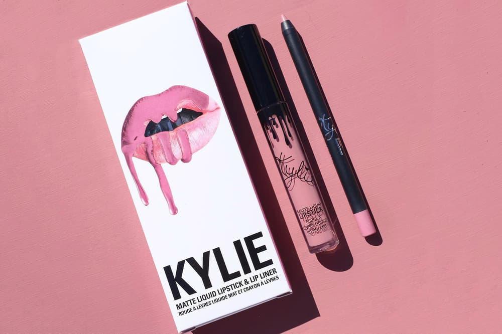 Kylie Jenner Smile Lip Kit Smile Train