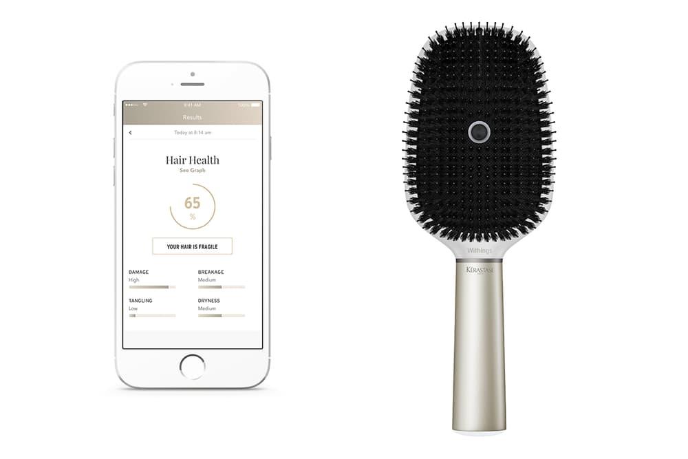 L'Oréal Kérastase Smart Hairbrush