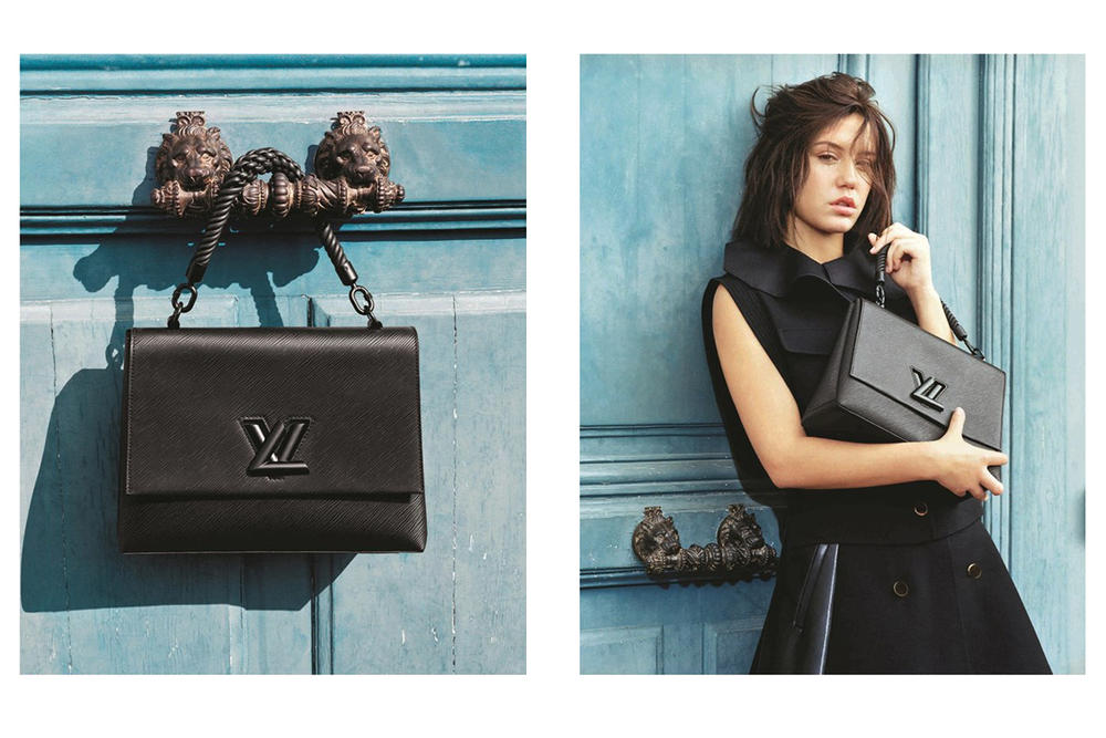 Louis Vuitton Sasha Lane 2017 Spring Summer Campaign