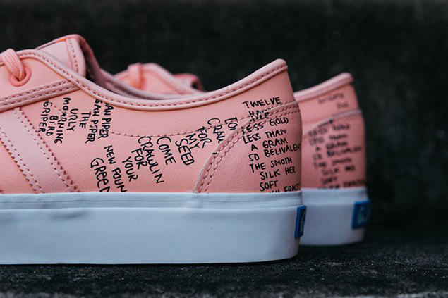 Mark Gonzales x adidas Adi-Ease Pink