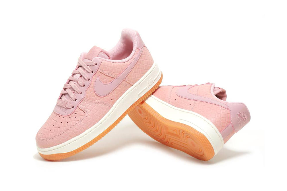 Nike Air Force 1 Pink Glaze