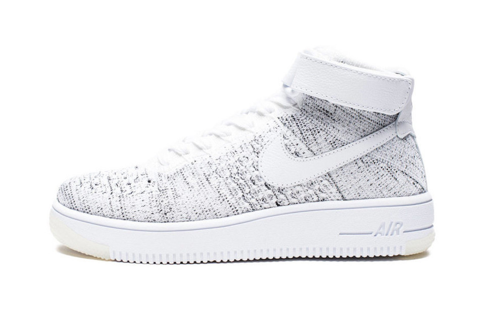 the best attitude db34f 0d305 Nike Air Force 1 Ultra Flyknit Mid In