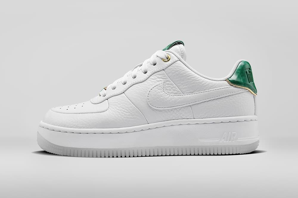 Nike Air Force 1 Upstep NAI KE JADE