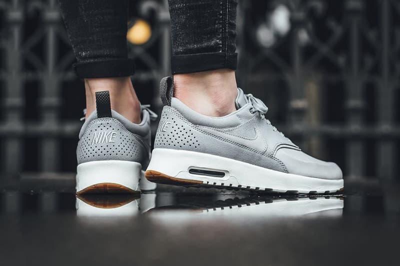 Nike Air Max Thea Premium Wolf Grey