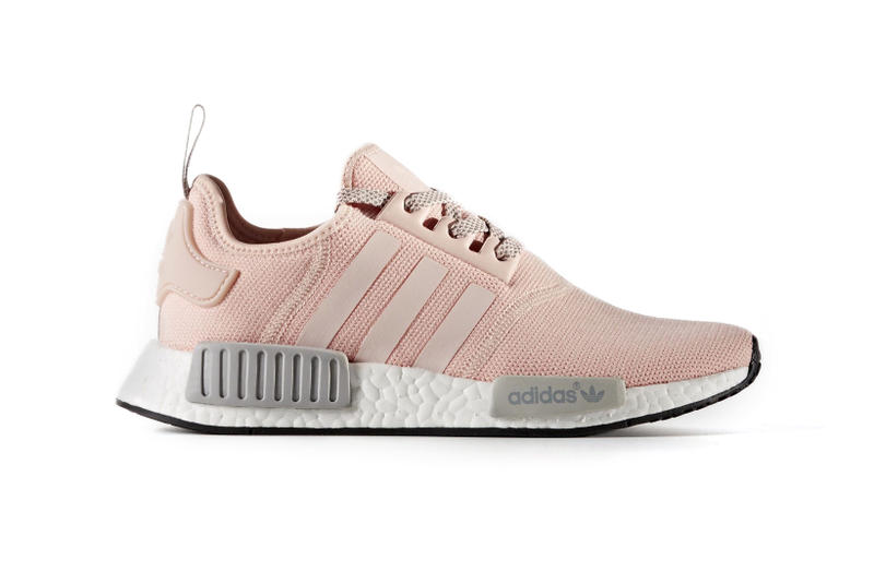 Offspring x adidas NMD_R1 Pink Grey