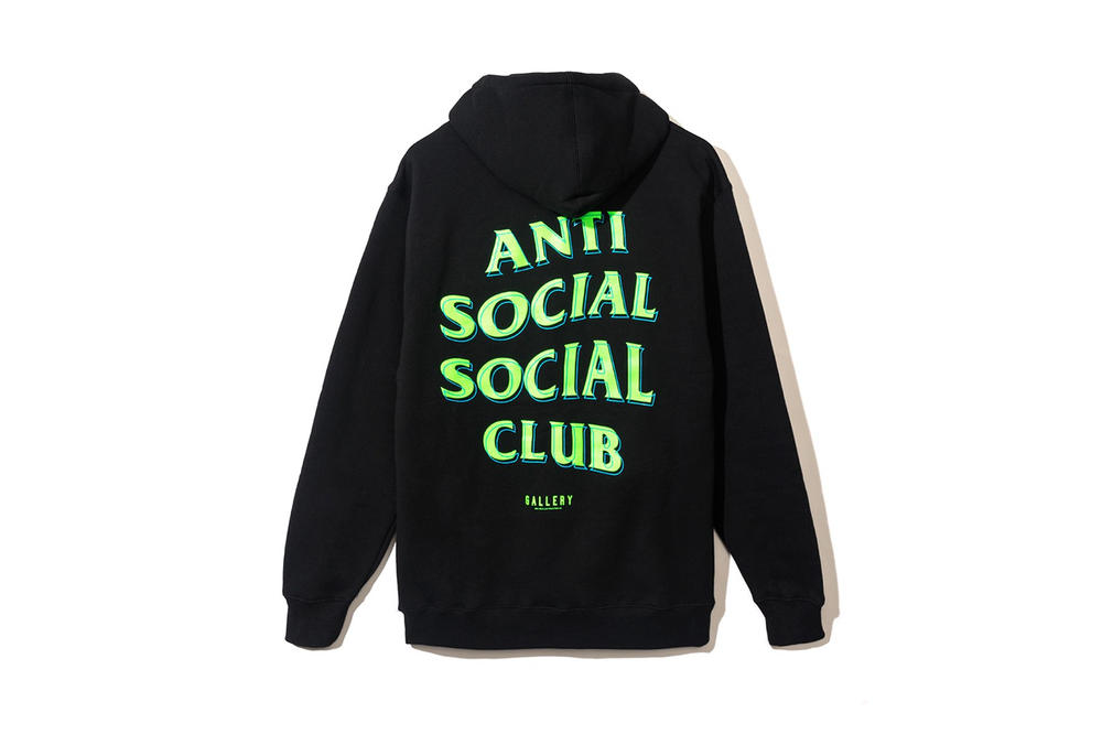 RSVP Gallery Anti Social Social Club mercedes benz g wagon