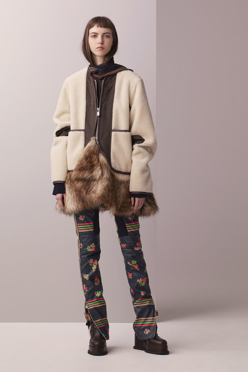 Sacai 2017 Pre Fall Collection