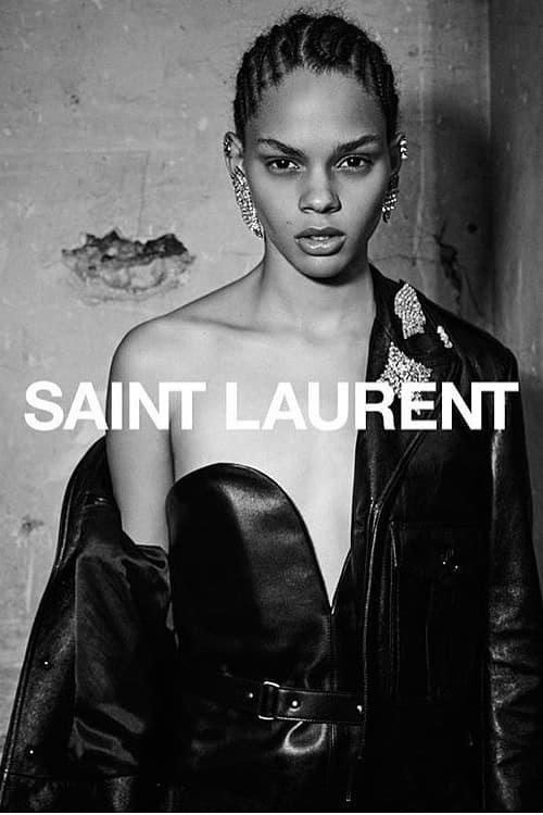 Saint Laurent 2017 Spring Summer Campaign