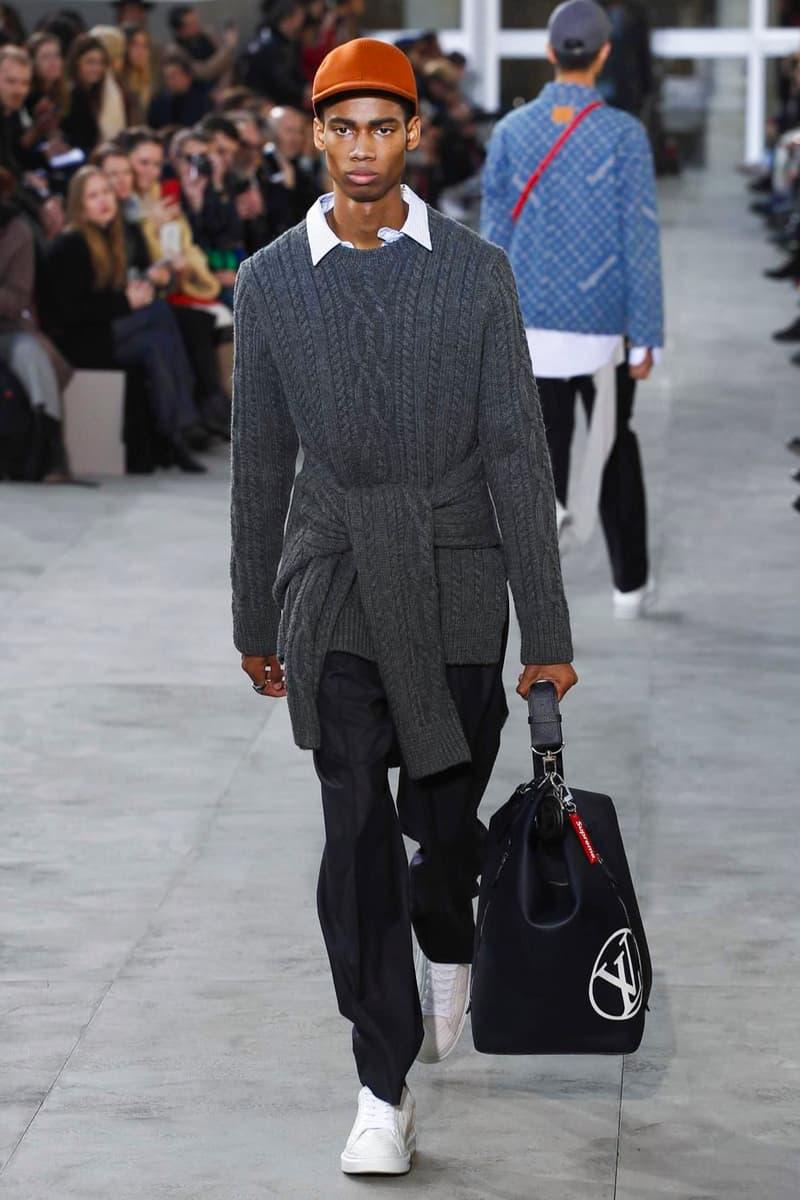 Supreme x Louis Vuitton 2017 Fall/Winter Collection