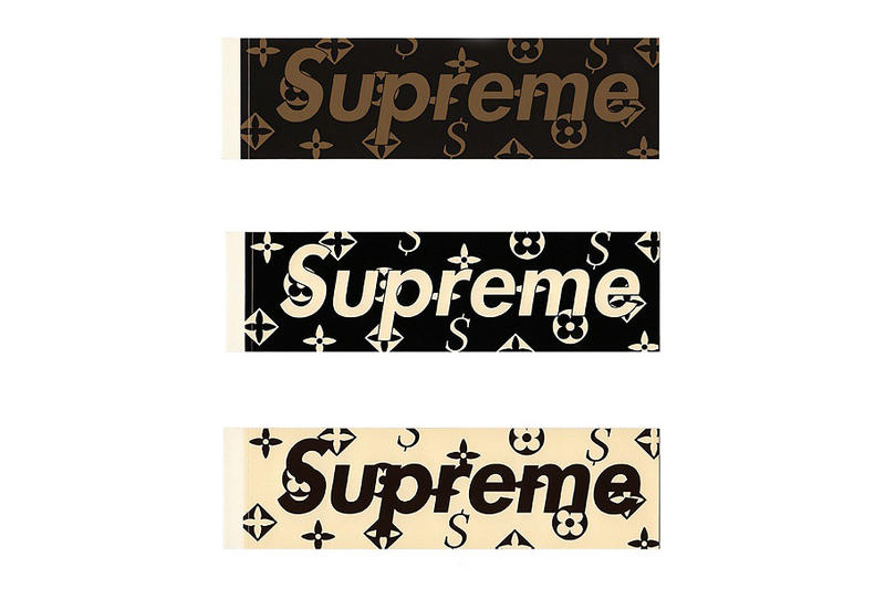 Supreme Louis Vuitton Collaboration Paris Fashion Week
