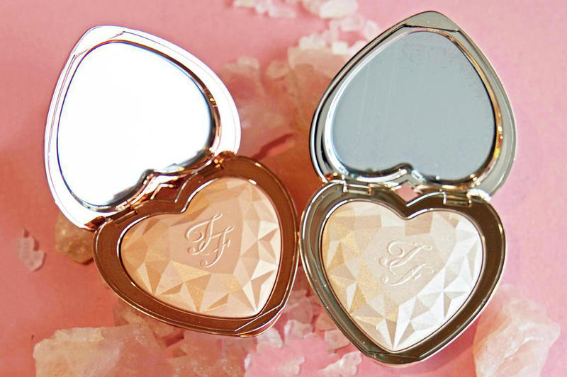 Too Faced Heart Highlighter 2017