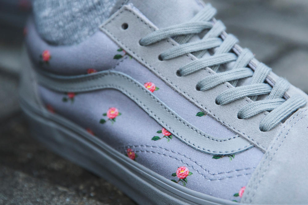 114dba8abc UNDERCOVER Blossoms on Vans Vault Collaboration