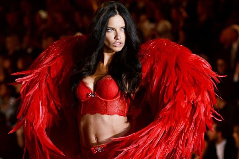 Adriana Lima Victoria's Secret Fashion Show